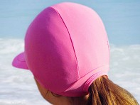 Swimlids: Ponytail Hat