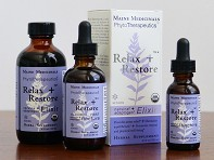 Maine Medicinals: Relax + Restore: Stress Relief