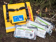 Rescue Swag: Survival and First Aid Kit + App