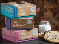 Salt of the Earth Bakery: Cookies - Set of 3