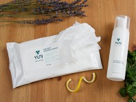 YUNI: No-Rinse Foam & Shower Sheets Combo