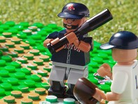 Minifigure Player