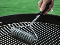 Double Helix Grill Brush - 16""