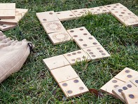 Yard Dominoes