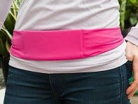 BANDI Wear: Pocket Adjustable Belts - Solids
