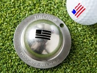 Stars & Stripes Golf Ball Marker