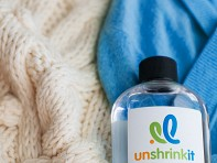 Unshrinkit: Shrunken Sweater Solution