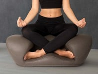 Ergonomic Meditation Seat - Vegan