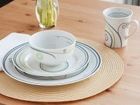 Vivente Portion Control Dinnerware