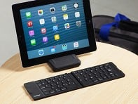 iwerkz: Waterproof Folding Bluetooth Keyboard