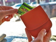 TAXI Wallet: Classic Leather Wallet