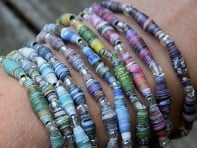 Toysmith: Recycled Paper Beads Kit