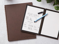 Wipebook Pro: Reusable Whiteboard Notebook