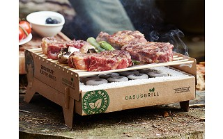 Casus grill review