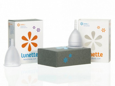 Lunette: Menstrual Cup