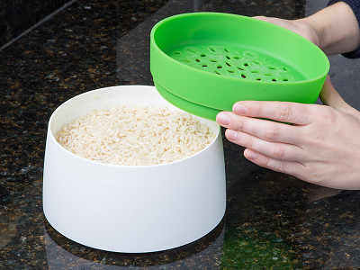 Lékué: Rice & Grain Cooker