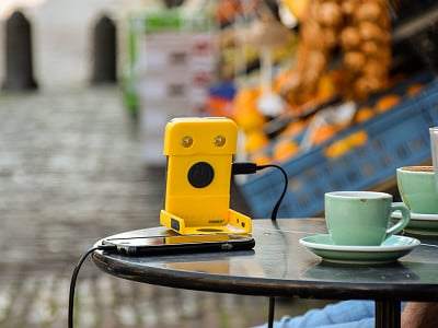 WakaWaka: Power+ Solar Charger and Flashlight