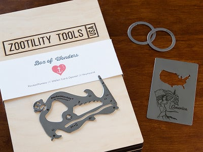 Zootility: USA Gift Set