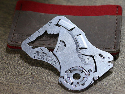 Zootility: WildCard Pocket Tool