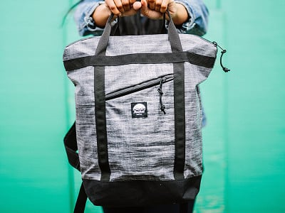 Flowfold: Denizen Limited Tote Backpack