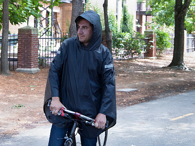 Cleverhood: Cleverlite Rain Cape