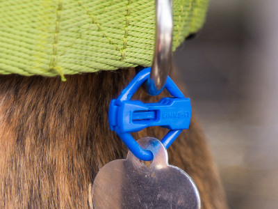 Pawdentify®: Links-It Kevlar Pet Tag Connector
