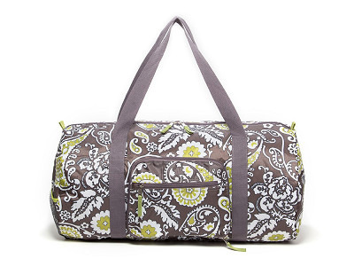 Sacs of Life: Duffster Collapsible Bag -  Scroll