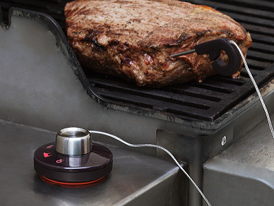 Range: Dial Grill Pro Smart Thermometer