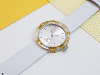 Analog Watch Co.: Floral Watch