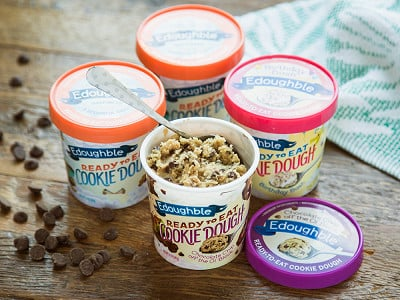 Edoughble: Cookie Dough - Pick Four Flavors