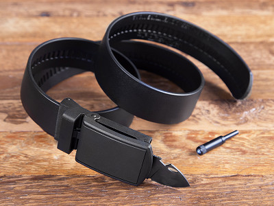 SlideBelts: Survival Belt