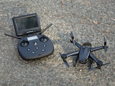 Aerix Drones: DaVinci GPS Enabled Racing Drone