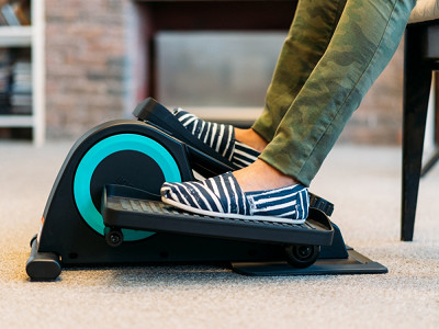 Cubii: Low Profile Under Desk Elliptical