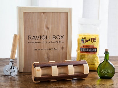 Repast: Ravioli Making Gift Box