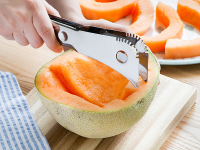 Melonello by i Genietti: Melon Slicer & Server
