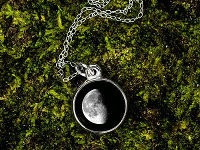 Moonglow Jewelry: Choose Your Moon Phase | The Grommet®