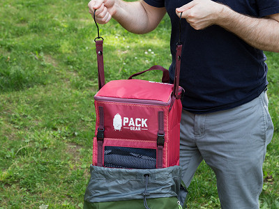 PACK Gear: Travel Organizer