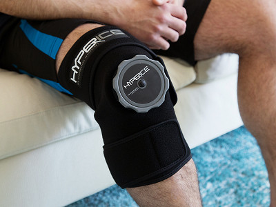 HyperIce: Cold Therapy Compression Wrap