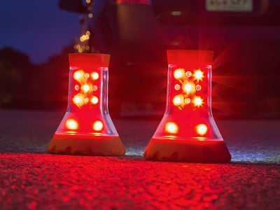 SmartFlare: Multi-Use Emergency Light Set