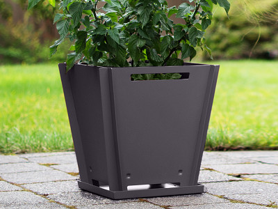 "Groovebox Living: 12"" Modular Planter"