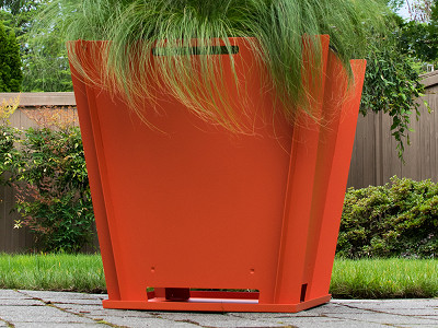 "Groovebox Living: 24"" Modular Planter"