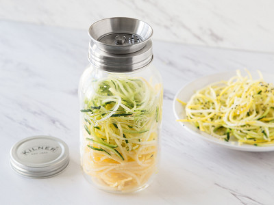 Kilner: Vegetable Spiralizer Jar