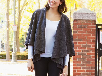 Demdaco: City Wrap Multi-Way Shawl