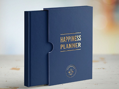 The Happiness Planner: The 100-Day Planner