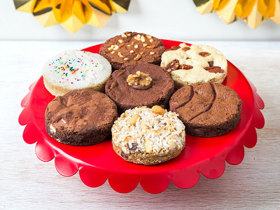 Sugardaddy's: Edgeless Brownie Assortment - 7 Set