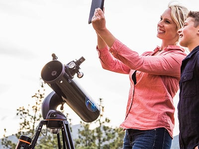 Celestron: Astro Fi Wi-Fi Connected Telescope