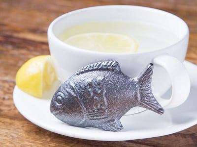 Lucky Iron Fish: Iron Supplement Cooking Tool