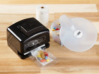 PillSuite: Personal Pill Pack System