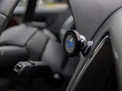 RapidX: Dashio Magnetic Car Mount