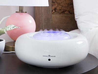 Serene House USA: Donut Aromatherapy Diffuser
